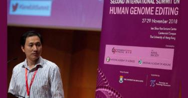 Despiden a científico chino que modificó genes de gemelas