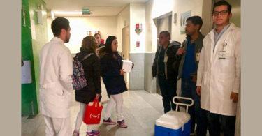 Hígado, riñones y una córnea fueron trasladados a CDMX y Guadalajara