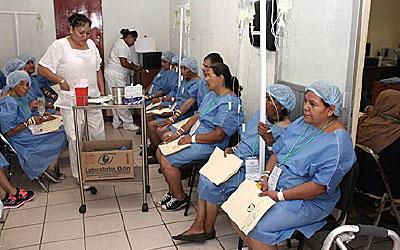 Duplicará IMSS este año las Jornadas Quirúrgicas BIENESTAR