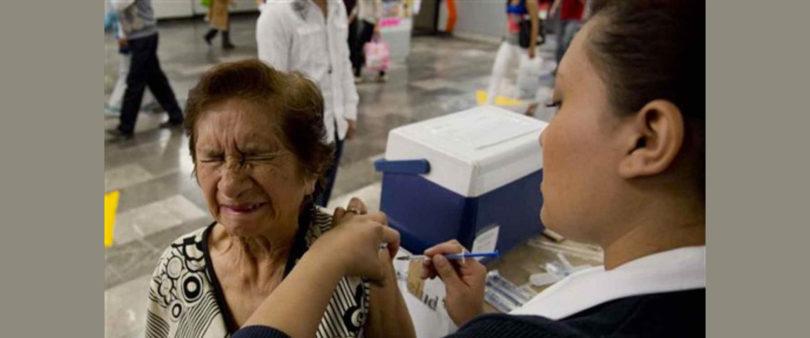 Niega Secretaría de Salud riesgo por influenza