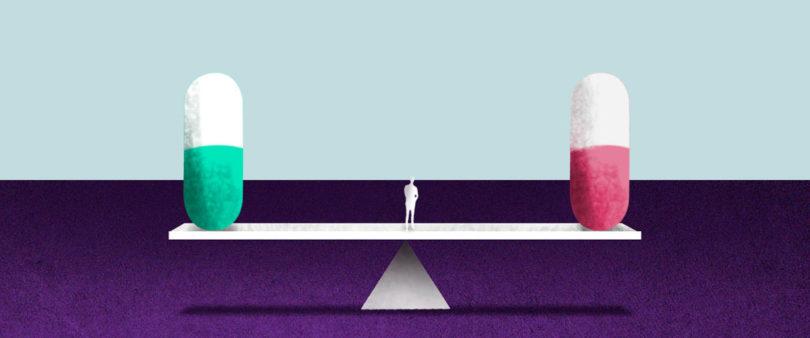 Pagar más por lo mismo, medicamentos genéricos e innovadores