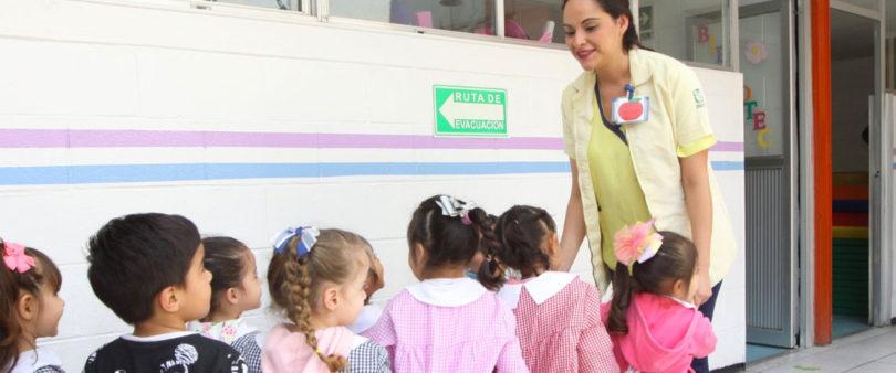 Reforzará IMSS vacunación en guarderías