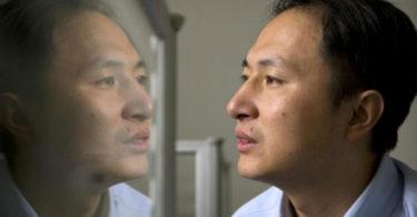 Revelan el otro caso del científico chino