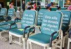 Se organizan para donar sillas-cama en clínica del IMSS