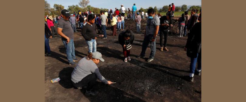 Ya son 109 los muertos tras explosión en Tlahuelilpan