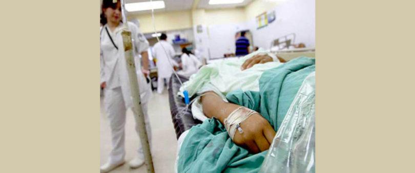 En México, más de 700 mil casos al año de infecciones en hospitales