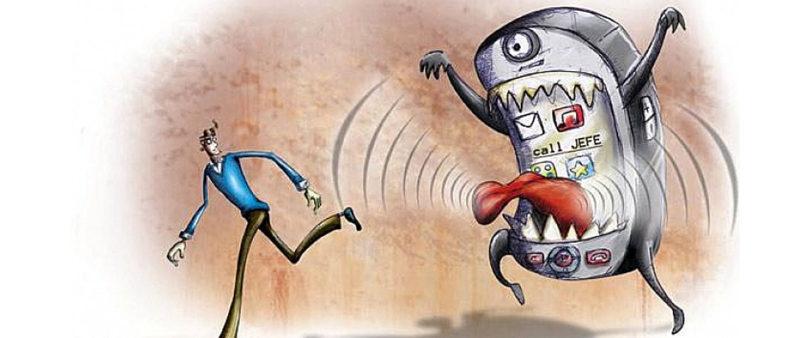 Advierten por bacterias en teléfonos celulares