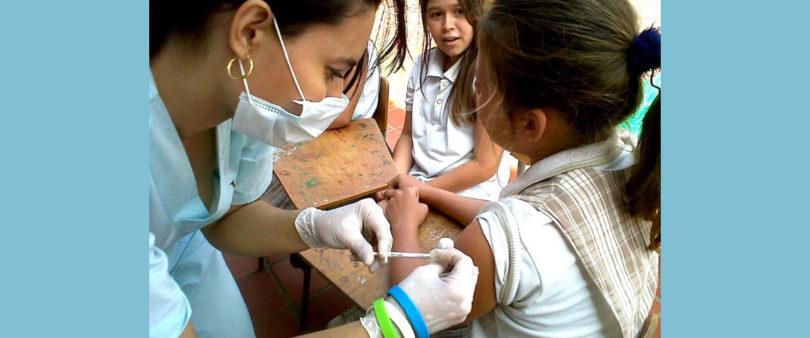 Alertan sobre Virus de Papiloma Humano en niñas de 12 años