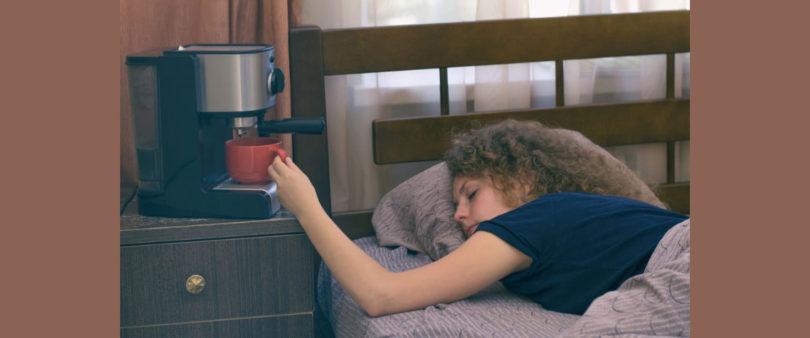 Cerca del 72% de la población, duerme menos de ocho horas