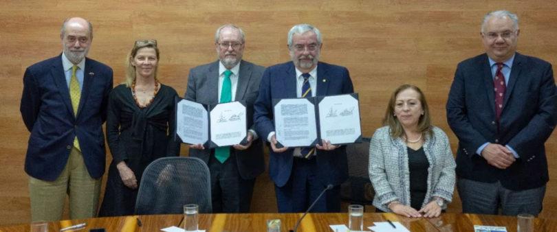Crean UNAM y ABC unidad de investigación y docencia