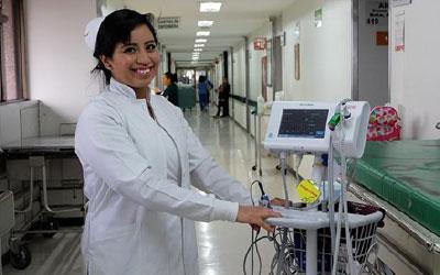 Cumple Hospital General La Raza 65 años
