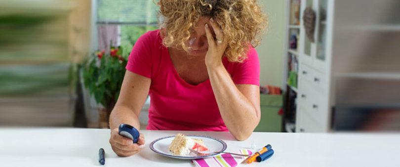 síntomas mal manejados diabetes