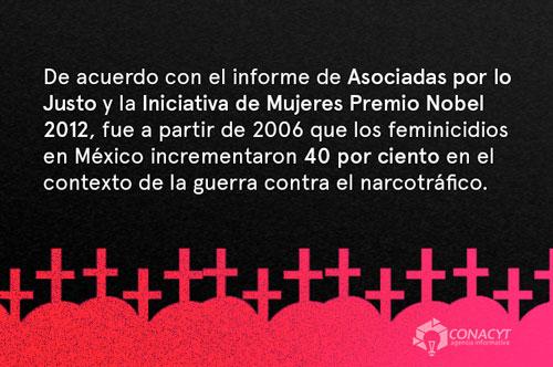 El feminicidio, una mirada desde la academia