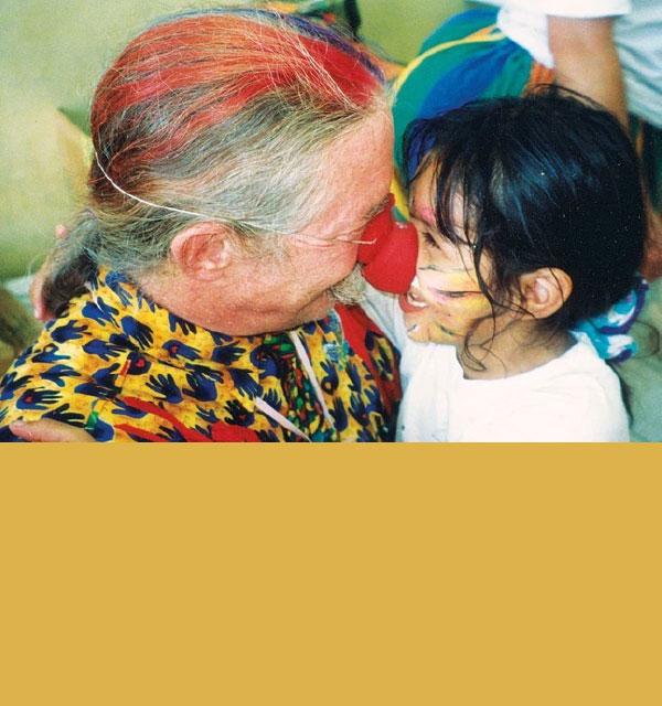 Patch Adams, una historia de amor por los pacientes
