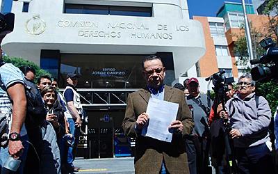 Pide IMSS intervención urgente a CNDH en caso de la guardería ABC
