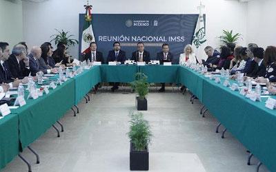 Presenta IMSS nuevo plan de acción