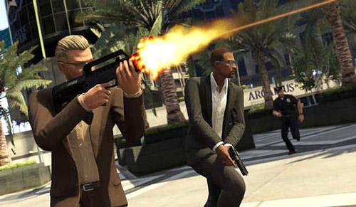 Videojuegos: la normalización de la violencia