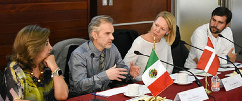 Alianza sanitaria entre México y Dinamarca para atención primaria