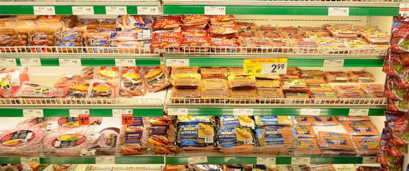 Alimentos ultraprocesados representan más del 50% de la dieta
