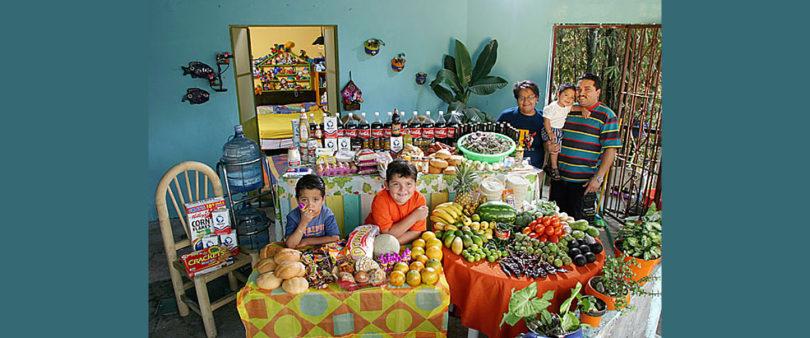 Consumen mexicanos hasta 30% menos de frutas y verduras