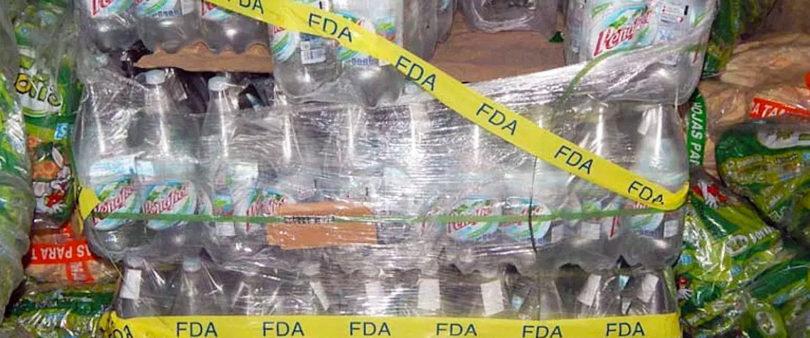 Admite Peñafiel: Nivel de arsénico elevado en sus bebidas sin sabor