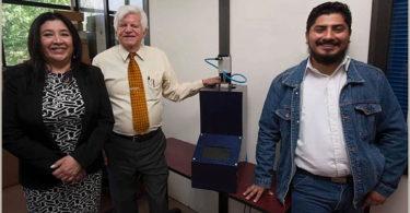 Diseña IPN equipo para evaluar prótesis de tobillo
