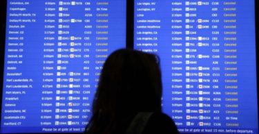 El sarampión viaja en avión