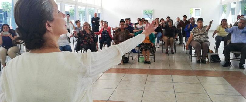 Implementan terapia de baile para tratar síntomas de Parkinson
