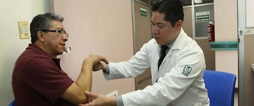Ofrece IMSS tratamiento para el Parkinson