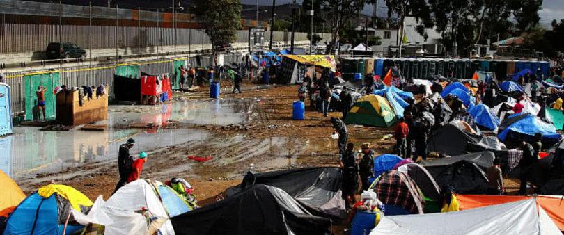Alerta por brote de Varicela en albergues de migrantes