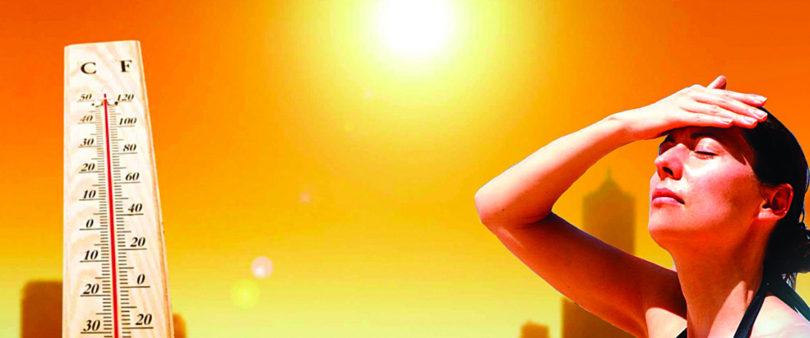 Calor podría generar problemas cardiovasculares y renales graves